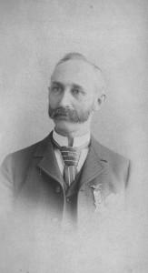 Osborne J. Pierce, ca 1877