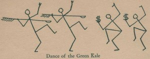 Dance of the Green kale