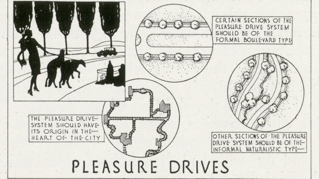 Details of Pleasure Drive system