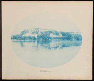 Fort Snelling, 1889. Bosse, Henry Peter, 1844-1903.