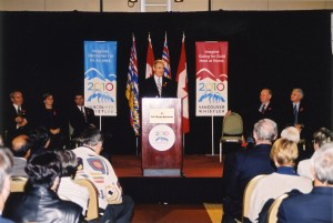 BidCorp Press Conference - November 2001