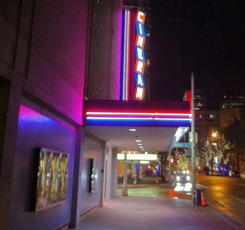 Cinerama street view
