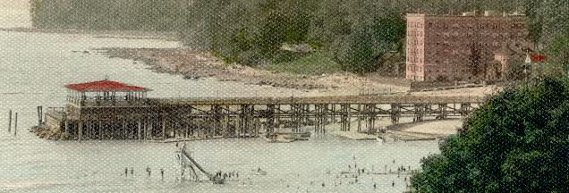 English Bay Pier, detail from reference code AM54-S4-: Be P93