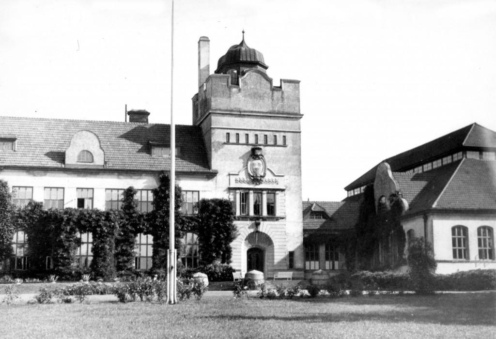 Plant Breeding Institute, Svalöv, Sweden. ca. 1940s. Reference code: 2011-092.1170