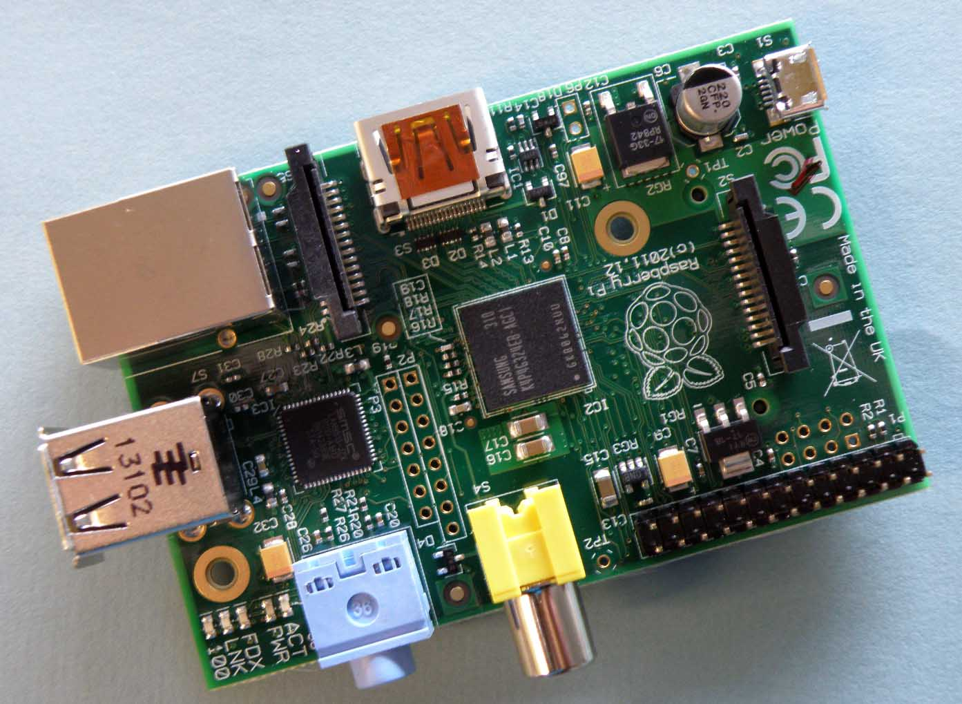 We now have a Raspberry Pi, the prize from Hack Day. We welcome suggestions for archival use.