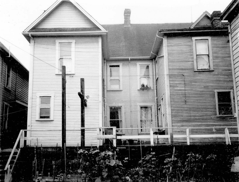 232 - 240 Union Street, back, 1969. Reference code COV-S168-: CVA 203-44