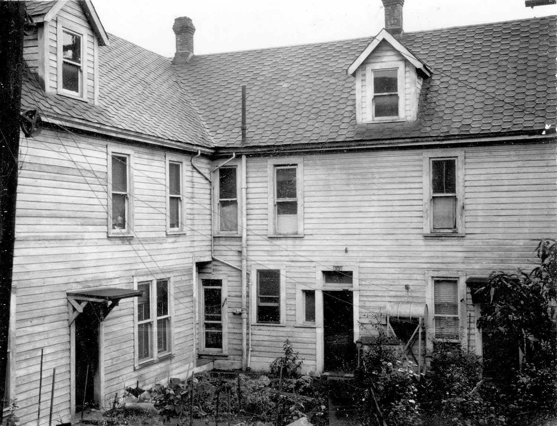 232 - 240 Union Street, back, 1969. Reference code COV-S168-: CVA 203-46