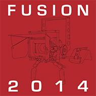 Fusion 2014 logo