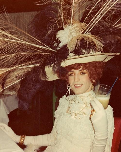Portrait of Adrien Alexandria de Vander Vogue, 1978. Reference code: AM1675-S4-1: 2018-020.9414