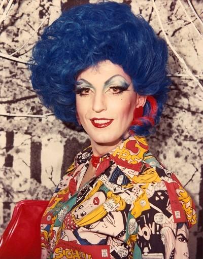 Portrait of Adrien Alexandria de Vander Vogue, 1983. Jam Photographers. Reference code: AM1675-S4-1-: 2018-020.9642