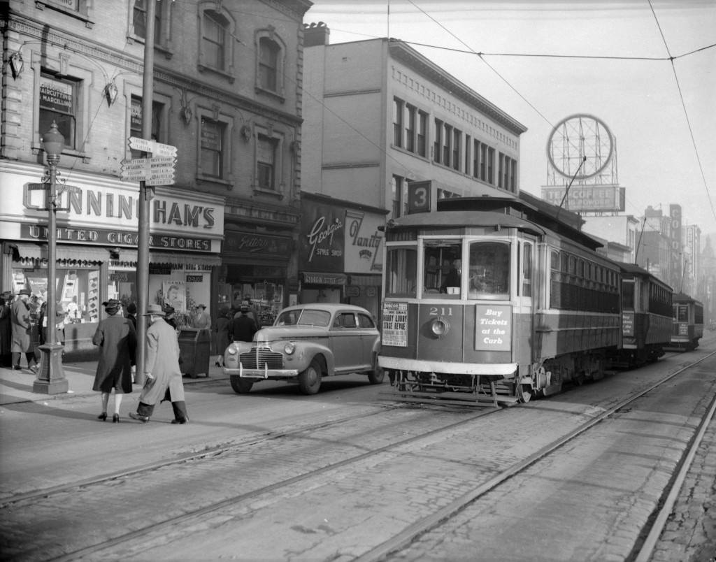 Streetcar ads; Reference code: AM1545-S3-: CVA 586-1872.