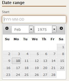 Date-picker-start
